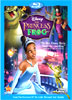 The Princess And The Frog <span style='color:#000099'>[Blu-Ray]</span>