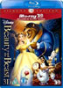 La Bella y la Bestia - Beauty and the Beast (Three-Disc Diamond Edition Blu-ray/DVD Combo in Blu-ray Packaging) <span style='color:#000099'>[Blu-Ray]</span>