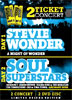 Pack Musica: Stevie Wonder + Soul Superstars