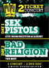Pack Musica: Sex Pistols + Bad Religion