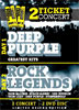 Pack Musica: Deep Purple + Rock Legends