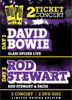 Pack Musica: David Bowie + Rod Stewart