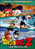 Pack Dragon Ball Z: Volúmen 1, 2 y 3