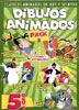 Dibujos Animados 1 Pack 5 DVDs