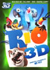 Rio (Four-Disc Blu-ray 3D/ Blu-ray/ DVD/ Digital Copy) (2011) <span style='color:#000099'>[Blu-Ray]</span>
