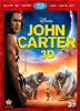 John Carter Blu-Ray 3D + DVD