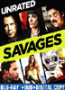 Salvajes - Savages - Sin Censura (Blu-Ray + DVD + Copia Digital + UltraViolet)