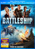 Battleship Blu-Ray + DVD + Digital Copy + UltraViolet