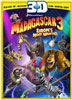 Madagascar 3: Europes Most Wanted (Three-Disc Blu-ray 3D / Blu-ray / DVD Combo + Digital Copy + UltraViolet) <span style='color:#000099'>[Blu-Ray]</span>
