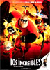 Los Increibles - The Incredibles 2 DVD.s.  DVD Zona 4 y 1