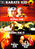 Karate Kid Collection - Pack 3 DVD's