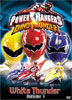 Power Rangers: Dino Trueno Volumen 3 - Trueno Blanco
