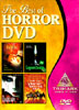 Best of Horror DVD (Pack 4 DVD's)