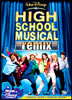 High School Musical Remix 2 DVD's