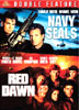 Red Dawn y Navy Seals  2 DVD's