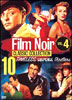 Film Noir Classic Collection Vol. 4 (Act of Violence / Mystery Street / Crime Wave / Decoy / Illegal / The Big Steal / They Live By Night / Side Street / Where Danger Lives / Tension) (1948)