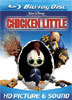 Chicken Little <span style='color:#000099'>[Blu-Ray]</span>