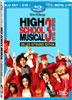 High School Musical 3: La Graduación  - 3 DISC <span style='color:#000099'>[Blu-Ray]</span>