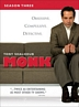 Monk:Temporada 3  (Pack 4 DVD's)